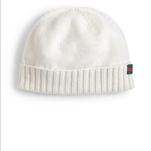 Authentic Gucci hat grey